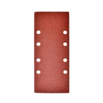 ALEKO® 14SP04H 5 Pieces Sandpaper Sheets with 8 Holes 3.7 x 9 Inches