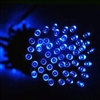 ALEKO® 200LED Solar Powered Holiday String Lights, Blue