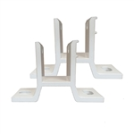 ALEKO Wall Bracket for Awning - Set of 2