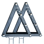 Roof Bracket for Half Cassette Awnings - Dark Gray - Set of 2 - ALEKO
