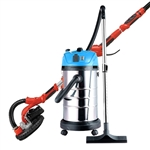 690L Drywall Sander with Wet Dry Vacuum Cleaner - Combo Kit - ALEKO