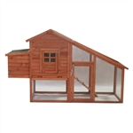 75X26X46In Wooden Pet House