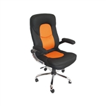 ALEKO ALC2879YL High Back  Yellow Office Chair
