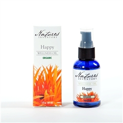 Nature's Inventory B00YD5IBO0 Happy Wellness Oil