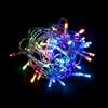 ALEKO® 30 LED 10 Feet Battery Operated String Christmas Lights, Multi Color
