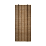 ALEKO® BBL32X72BR Light Brown Bamboo Roll Up Blinds