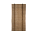 ALEKO® BBL36X64BR Light Brown Bamboo Roll Up Blinds