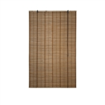 ALEKO® BBL39X64BR Light Brown Bamboo Roll Up Blinds