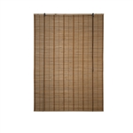 ALEKO® BBL46X64BR Light Brown Bamboo Roll Up Blinds