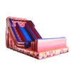 Commercial Grade Inflatable Bounce House Water Slide with Pool and Blower - Pink and Multi-Color Decals - ALEKO