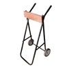Heavy Duty Folding Outboard Motor Rolling Cart and Storage Stand