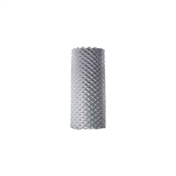 ALEKO® CLF115G4X50 Galvanized Steel 4 X 50 Feet (1.2 X 15m) Chain Link Fence Fabric, 11.5-AW Gauge