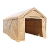 ALEKO Outdoor Canopy Carport Tent -  10 X 20 FT - Beige