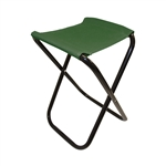 ALEKO CS02GR Foldable Camping Chair or Stool for Fishing, Green