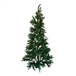 Premium Artificial Spruce Holiday Christmas Tree - 6 Foot - ALEKO