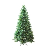 Luscious Artificial Indoor Christmas Holiday Pine Tree - 8 Foot - ALEKO