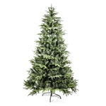 Traditional Lifelike Artificial Indoor Christmas Holiday Tree - 8 Foot - ALEKO