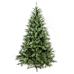 Ultra Lush Traditional Lifelike Artificial Indoor Christmas Holiday Tree - 8 Foot - ALEKO