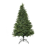 Artificial Indoor Christmas Holiday Tree - 9 Foot - ALEKO