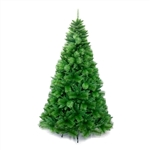 Traditional  Artificial Indoor Christmas Holiday Tree - 6 Foot - ALEKO