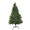 Traditional  Artificial Indoor Christmas Holiday Tree - 10 Foot - ALEKO