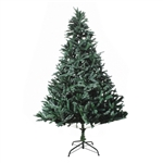 Traditional  Artificial Indoor Christmas Holiday Tree - 9 Foot - ALEKO