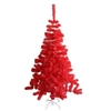 Artificial Indoor Christmas Holiday Tree - 6 Foot - Hot Pink - ALEKO