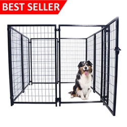 Heavy Duty Pet Playpen Dog Kennel - 5 x 5 x 4 Feet