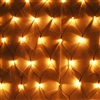 ALEKO® EL-N150BB 150 LED Warm White Net Mesh Fairy String Light Christmas Lights Lighting Party Wedding Xmas Tree-wrap