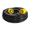 ALEKO GEC450 Generator Extension Cord ETL Listed 30A 125/250V 10/4 4PIN, 50 Feet (15.2 m)