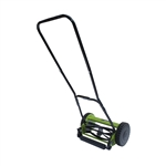 ALEKO GHPM12 5-Blade 12 Inch (30.5 cm) Hand Push Lawn Mower with Adjustable Cutting Height