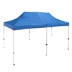 ALEKO® GZF10X20GR 10X20 Foot (3 X 6 m) Gazebo Tent 420D Oxford, Blue