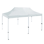 ALEKO® GZF10X20GR 10X20 Foot (3 X 6 m) Gazebo Tent 420D Oxford, White