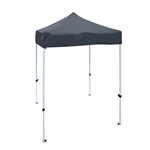 ALEKO® GZF5X5GR 5 X 5 Foot (1.5 X 1.5 m) Gazebo Tent 420D Oxford, Black