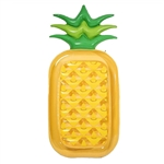 Inflatable Pineapple Pool Float Swimming Tube - ALEKO