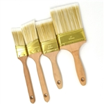 Polyester Utility Paint Brush Variety Set 2 - ALEKO