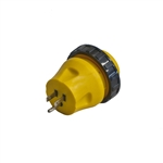 ALEKO® L15-30 15A Male To 30A Female Locking Adapter Plug