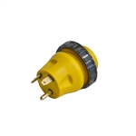 ALEKO® L30-30 30A Male To 30A Female Locking Adapter Plug