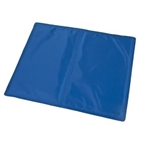 "ALEKO® LCB-L Pet Cooling Mat Cool Bed 65 x 50cm (25.5 x 19.5"") Blue Pet Cooling Mat"