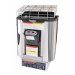 TOULE NTSA60 6 KW ETL Wet And Dry Sauna Heater Stove for Spa Sauna Room w/ on Heater Digital Controller