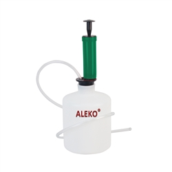ALEKO® OEXP02 1.6-Liter (0.5 US gal) Oil And Fluid Extractor Pump For Automotive Fluids And Lubricants