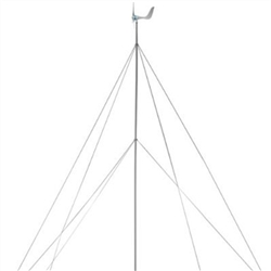 ALEKO P30 Wind Generator Tower Wind Turbine Pole 30 Ft
