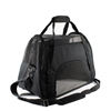 Portable Heavy Duty Pet Travel Shoulder Carrier Bag - Black - ALEKO