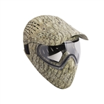 ALEKO  PBFCCM57GR Full Head Paintball Mask Full Coverage Protection Gear With Anti Fog Lens, Desert Camouflage