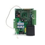 Circuit Control PCB Board for Sliding Gate Opener - AC3300 Series - ALEKO