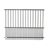 Steel DIY Pet Fence Panel - 72 x 58 Inches - Black - ALEKO