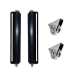 ALEKO® Sliding Roll  Gate Hardware Kit