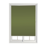 ALEKO® 48 X 72 Inches Olive Roll Up Shade