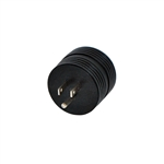 ALEKO® RV15M30FA 15A Male To 30A Female Adapter Plug