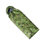 ALEKO SB6CM Sleeping Bag in Camping Bag Four-seasons Insulation, Camouflage